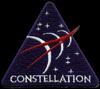 NASA Constellation Program Embroidered Patch